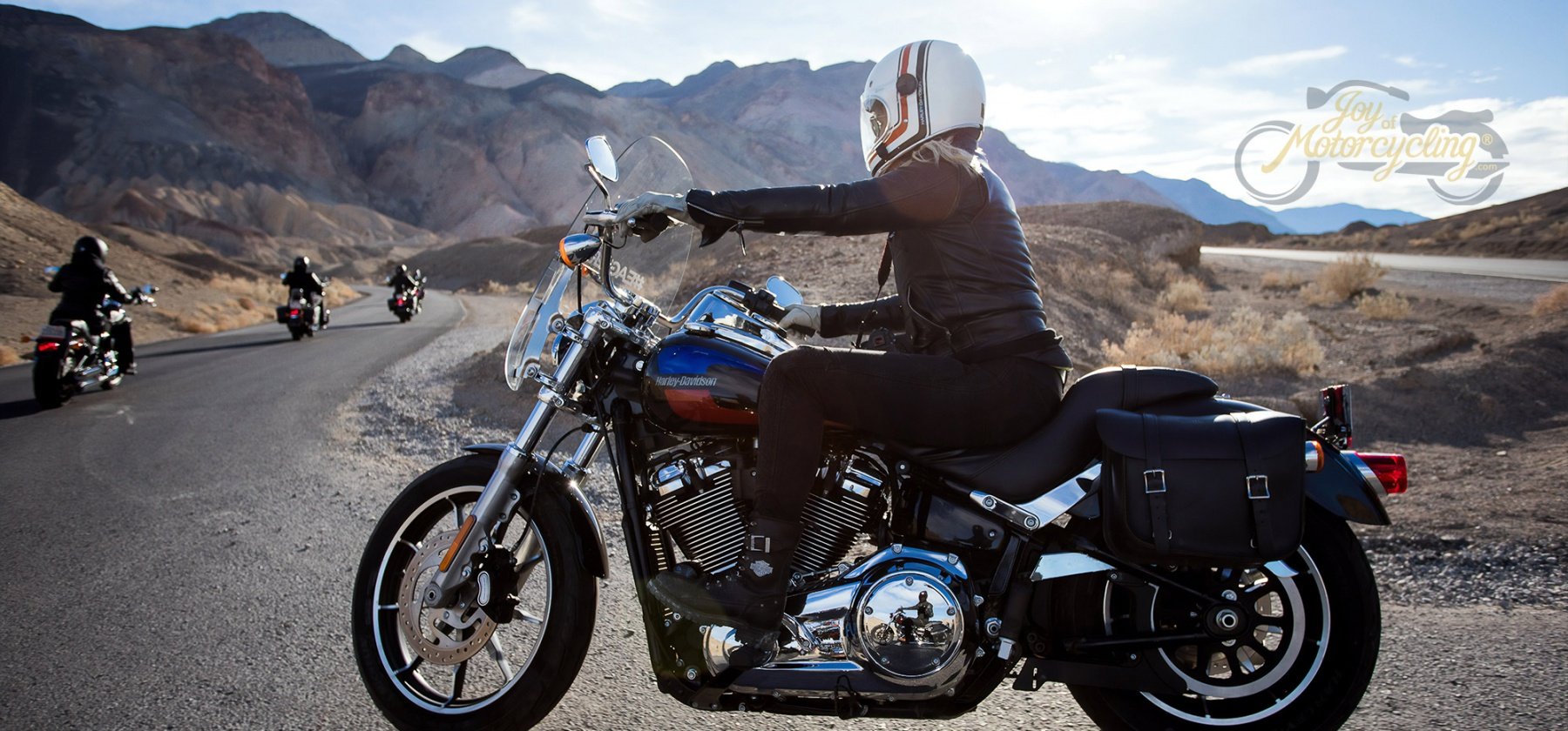 USA - Photo by Harley-Davidson via Unsplash