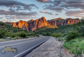 North Bush Hwy, Mesa, AZ, USA - Photo by Wallace Bentt via Unsplash